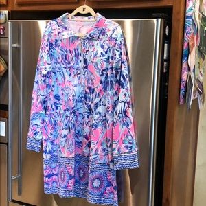 Lilly. Worn once. Great for every day. Zipper.
